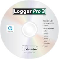 Logger Pro 3 - Messwerterfassungsprogramm – Schullizenz  (LP)