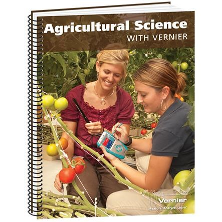 Agricultural Science with Vernier - 29 Experimente für draussen, Klassenzimmer und Labor - auf Englisch  (AWV)
