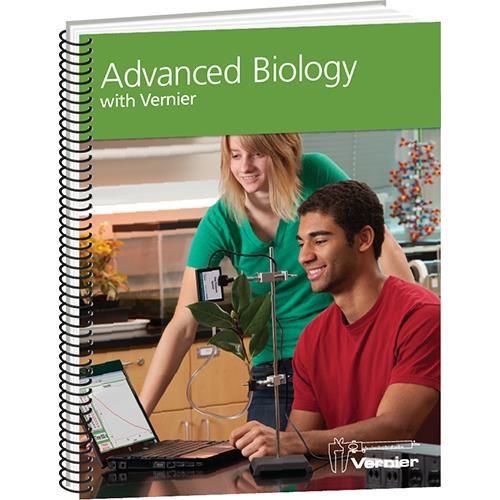 Advanced Biology with Vernier – 17 Experimente für Oberstufe und Hochschule auf Englisch  (BIO-A)