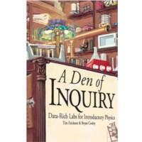 Den of Inquiry – Band 1  (DEN)