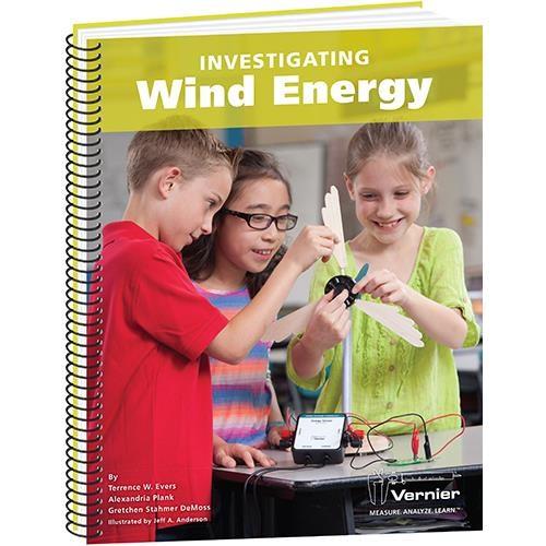 Investigating Wind Energy - 10 Experimente für Grundschüler auf Englisch  (ELB-WIND)