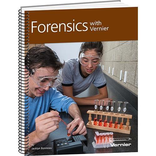 Forensics with Vernier – 14 Experimente aus der Forensik auf Englisch  (FWV)