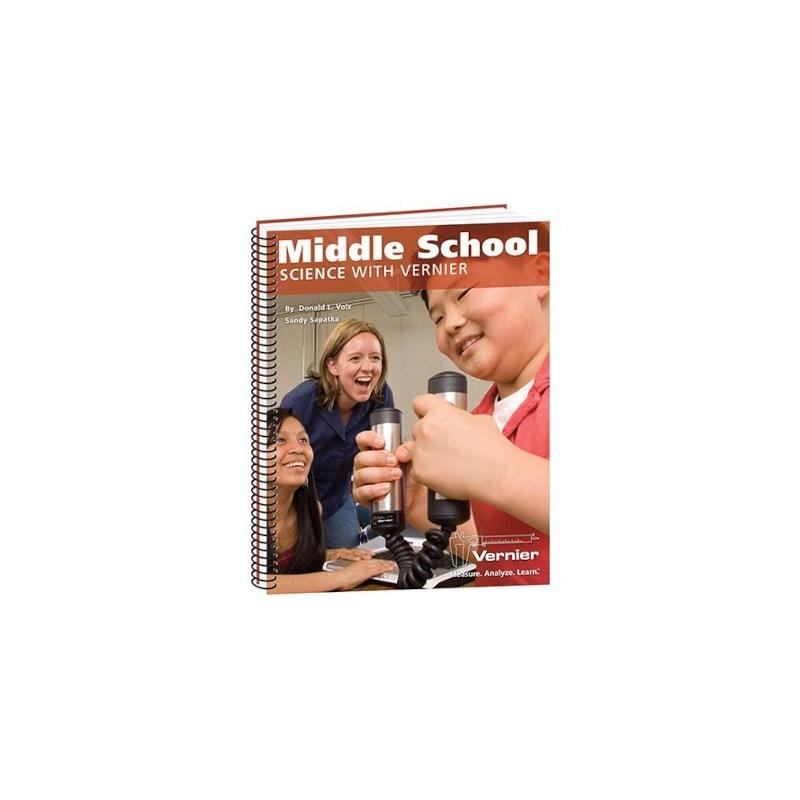Middle School Science with Vernier - 38 Experimente aus Physik und Biowissenschaften auf Englisch  (MSV)