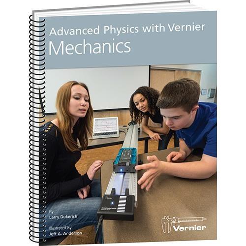 Advanced Physics with Vernier - Mechanics - 19 Experimente zum Thema Mechanik auf Englisch  (PHYS-AM)