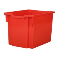 Gratnells Box 312 x 427 x 300 mm Flame Red (9) F3