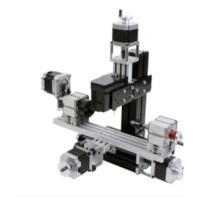 4 Achsen Micro CNC Fräsmaschine, CN8285