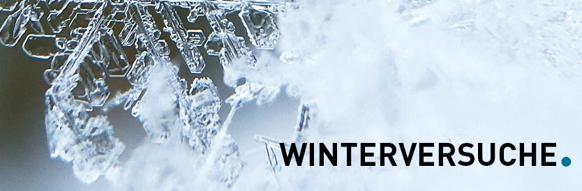 Winterversuche