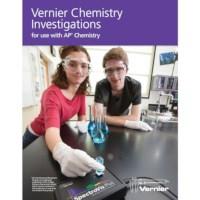 Experimentenboek Vernier Chemistry Investigations for Use wi