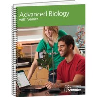 Experimentenboek 'Advanced Biology with Vernier' (BIO-A)