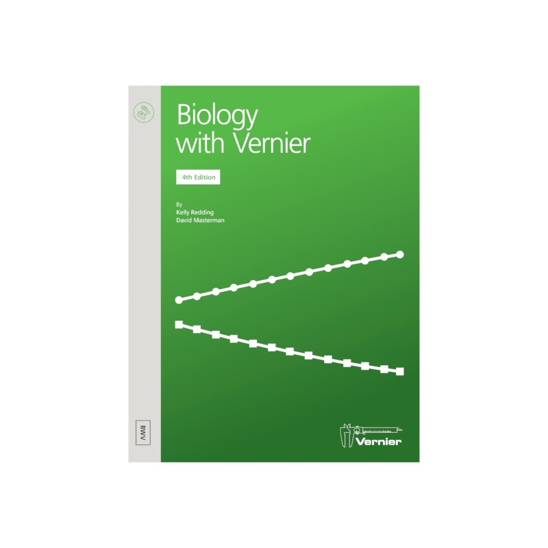 Experimentenboek 'Biology with Vernier' (BWV)