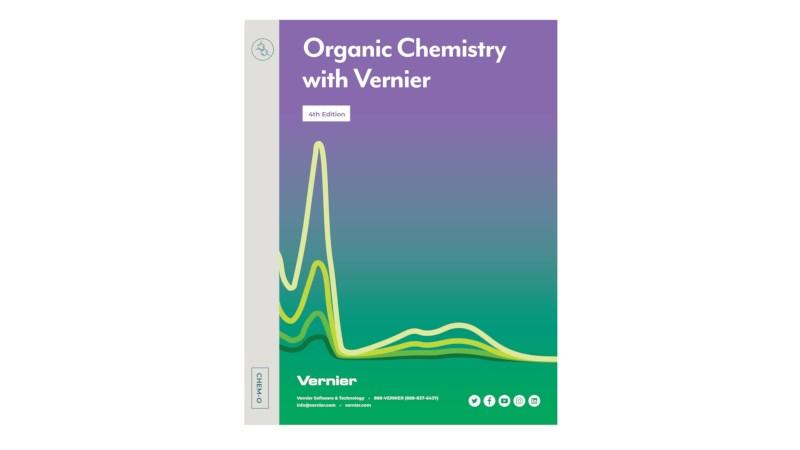 Experimentenboek 'Organic Chemistry with Vernier' (CHEM-O)