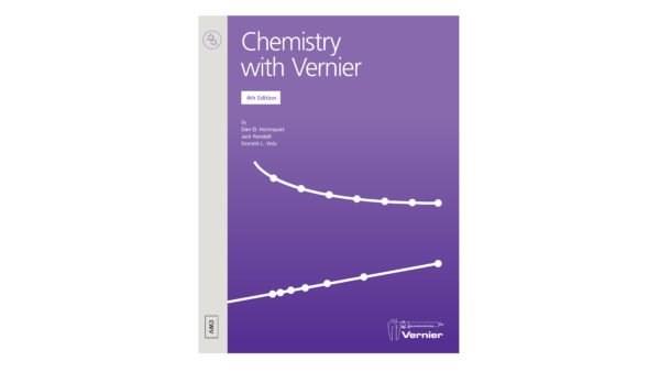 Experimentenboek 'Chemistry with Vernier' (CWV)
