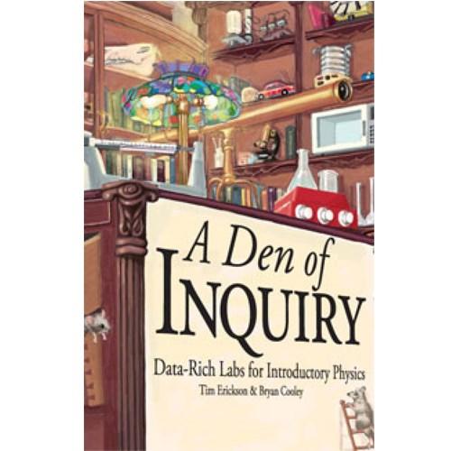 """Experimentenboek 'Den of Inquiry"""""""" volume 1 (DEN)"""