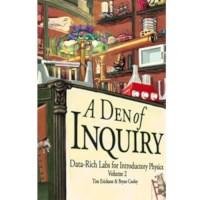 """Experimentenboek 'Den of Inquiry"""""""" volume 2 (DEN2)"""