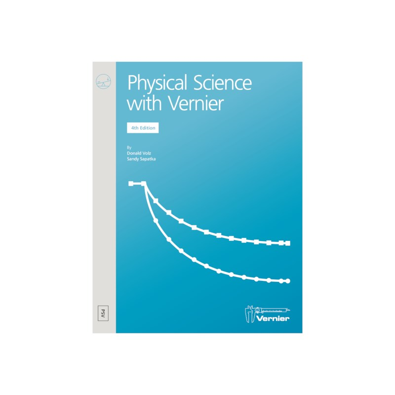 Experimentenboek Physical Science met Vernier (PSV)