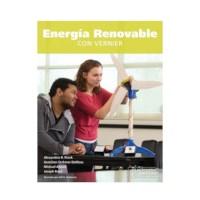 Experimentenboek Energia Renovable con Vernier (REV-ES)