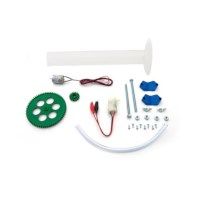 KidWind Basic to Advanced Experiment Kit Upgrade (KW-BUPA)