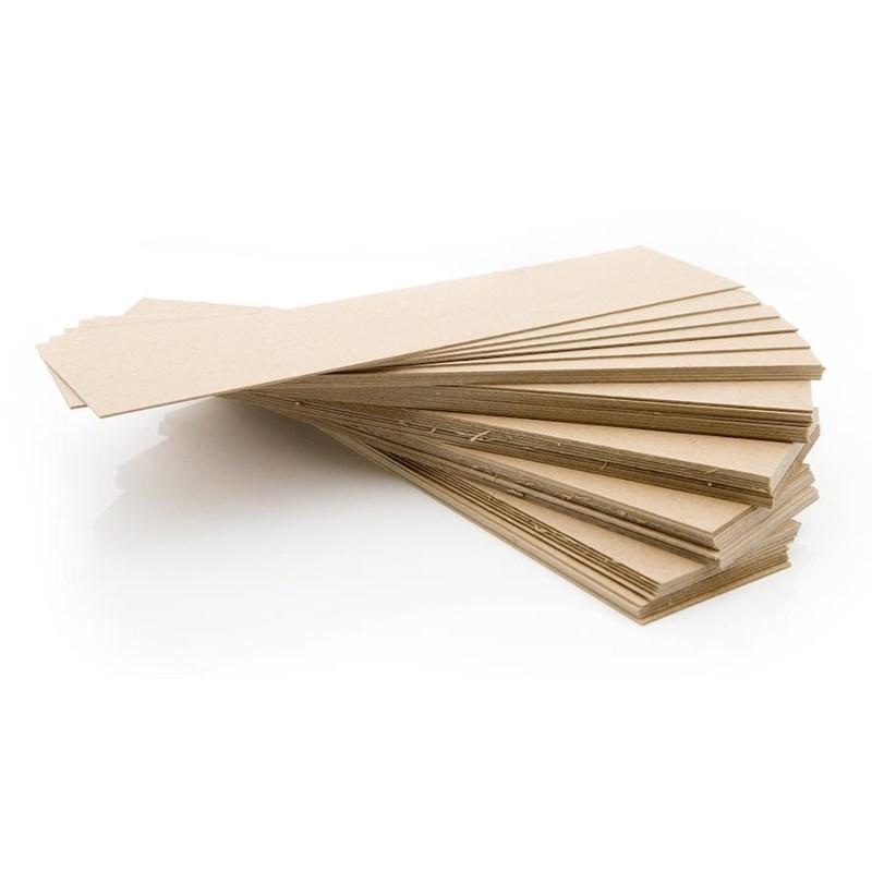 KidWind Chipboard Sheets 50 stuks (KW-CB50)