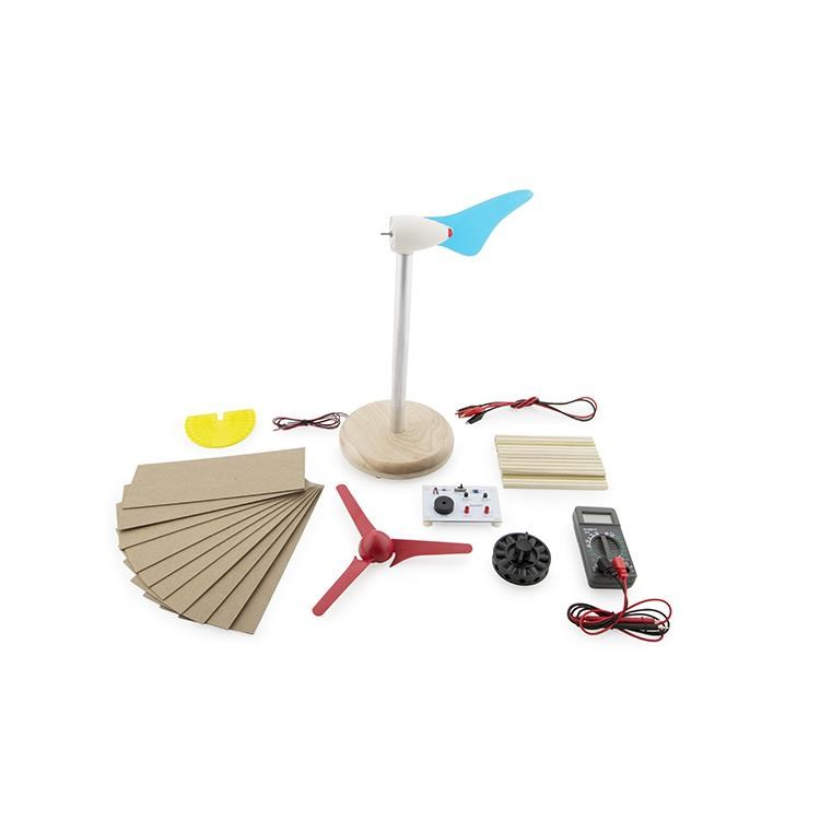 KidWind MINI Wind Turbine with Blade Design (KW-MWTBD)