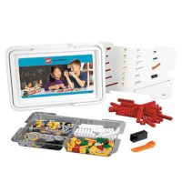 Eenvoudige machines 9689 204-delig in box Lego Education