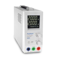Practicumvoeding 1 - 20 V/0 - 5 A DC