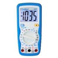 Digitale multimeter 600 V AC/DC