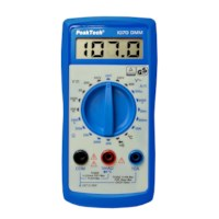 Digitale multimeter 300 V AC/DC