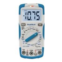 Digitale multimeter 600 V AC/DC, NCV