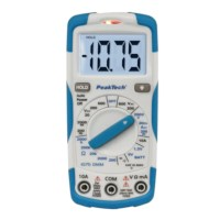 Digitale multimeter 600 V AC/DC, NCV