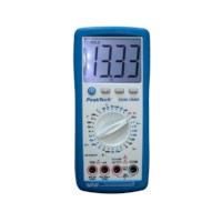 Digitale multimeter 600 V AC/DC, manual range