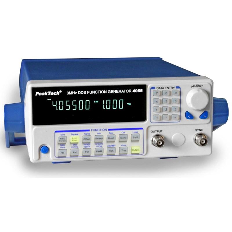 Functiegenerator 3 MHz DDS