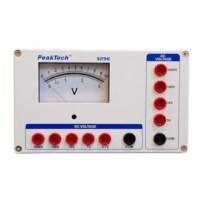 Analoge Voltmeter 1000V AC/DC