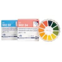 Indicatorpapier navulling 3 rollen pH 1-14