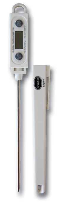 Digitale thermometer -40/+240°C