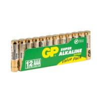Batterij AAA LR03 mini penlite, verpakking van 12 stuks