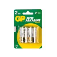 Batterij LR14 baby, verpakking van 2 stuks