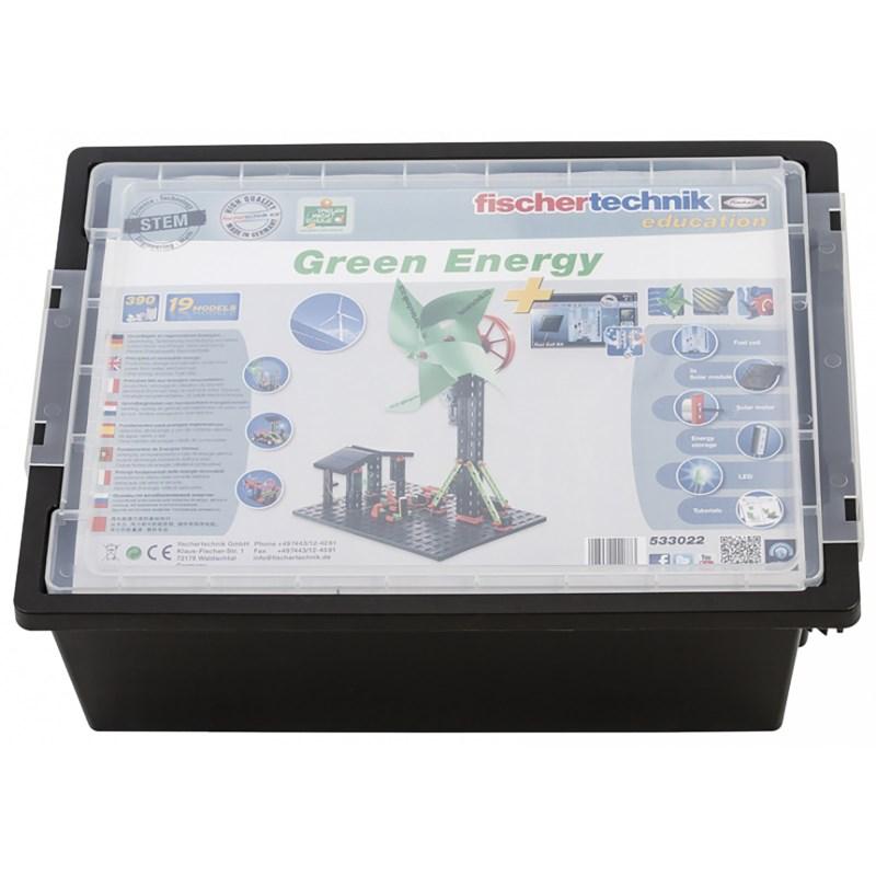 fischertechnik Green Energy (incl. Fuel Cell Kit)