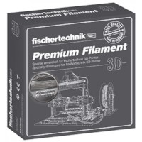 Filament 500 gram in doos Zilver