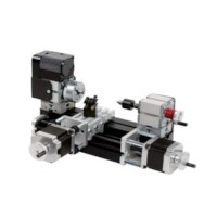 2-as Micro CNC draaibank, CN2668