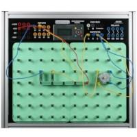 Sensoren en aansturing op exp. Bord (DIN)