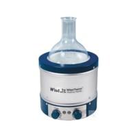 Verwarmingsmantel met magneetroerder voor rondbodemkolven 500 ml