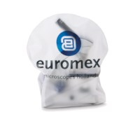 Stofhoes Euromex - Monoculaire microscoop 35 x 39 cm