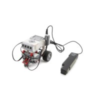 Lego EV3 Basisset + NXT Adapter + Handkrachtsensor