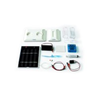 Solar hydrogen education set brandstofcellen