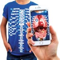 Virtuali-Tee virtueel T-shirt maat L