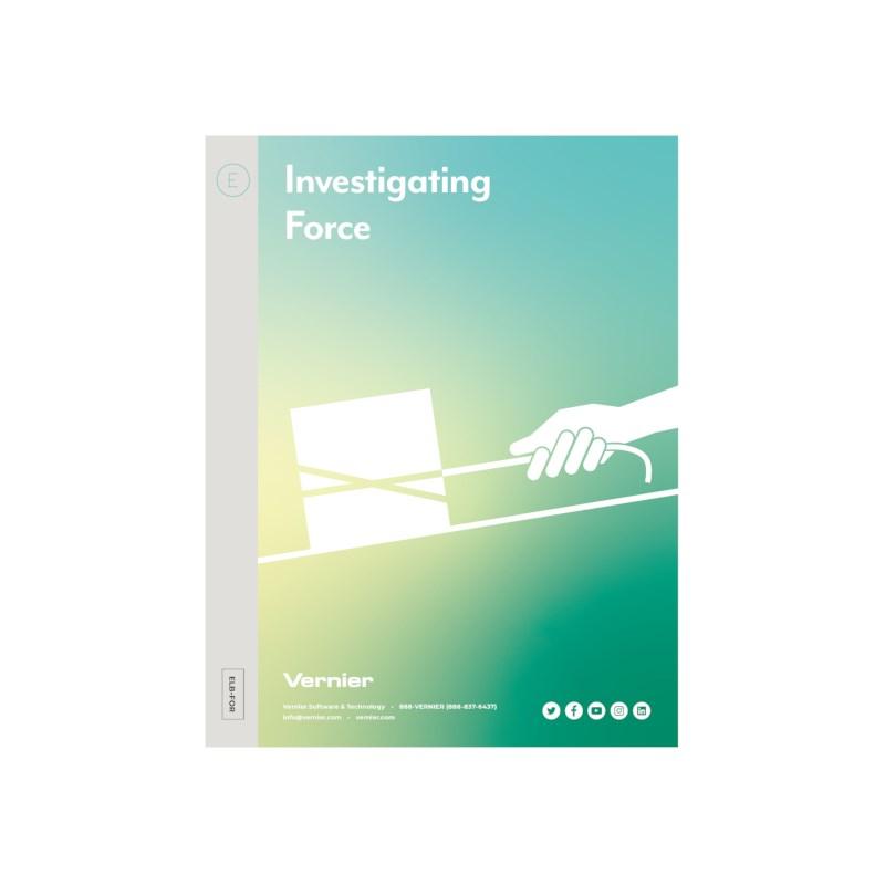 Experimenteerboek Investigating Force - Download (ELB-FOR-E)