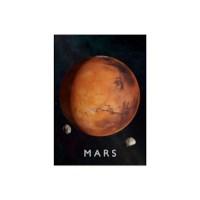 Curiscope Multiverse AR Poster - Mars