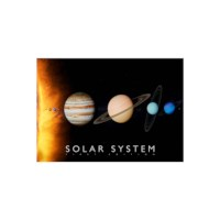 Curiscope Multiverse AR Poster - Zonnenstelsel