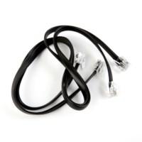 6P6C RJ25 kabel-50cm(paar)