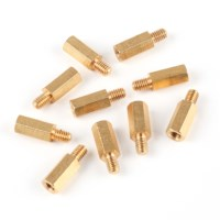 Brass Stud M4*12+6 (10-set)